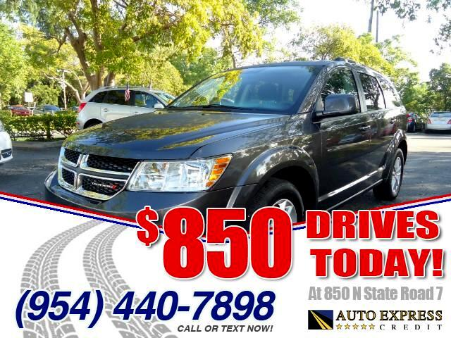 2015 Dodge Journey 850 DRIVES AT 850 N STATE ROAD 7 Thats right ONLY 850 bucks can get you driv
