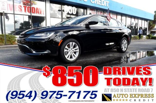 2015 Chrysler 200 For the last seven years the Chrysler Sebring200 has been a car that few people