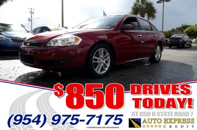 2013 Chevrolet Impala The Chevrolet Impala is a comfortable convenient and practical car with ample