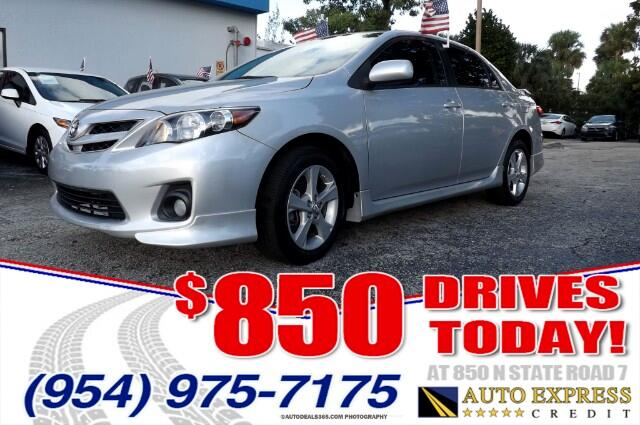 2012 Toyota Corolla The 2012 Toyota Corolla is a benchmark among compact cars for value quality and