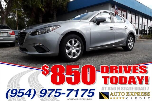 2015 Mazda MAZDA3 The Mazda3 is a premium compact car exciting to drive and look at with its striki