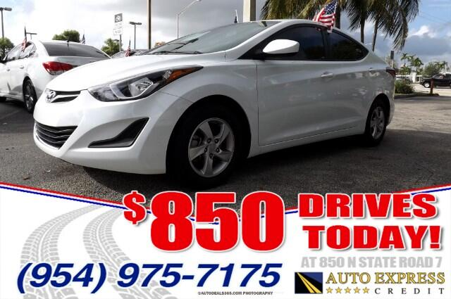 2015 Hyundai Elantra The Hyundai Elantra is a compact sedan with handsome styling and nice lines I