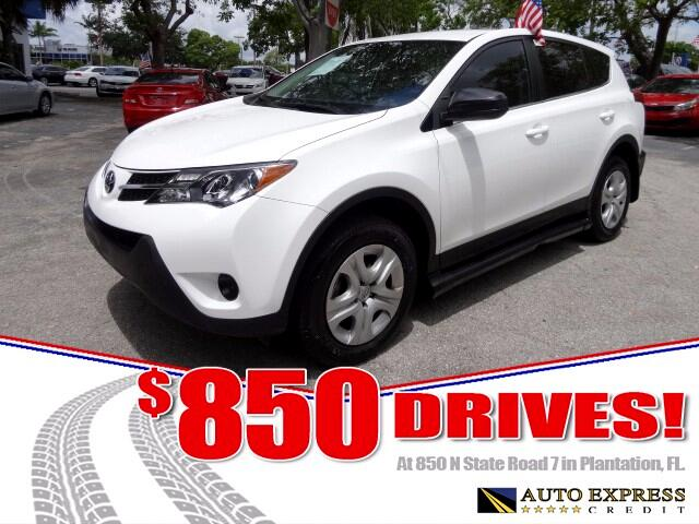 2015 Toyota RAV4 The Toyota RAV4 is one of the compact SUVs that created the class and includes many