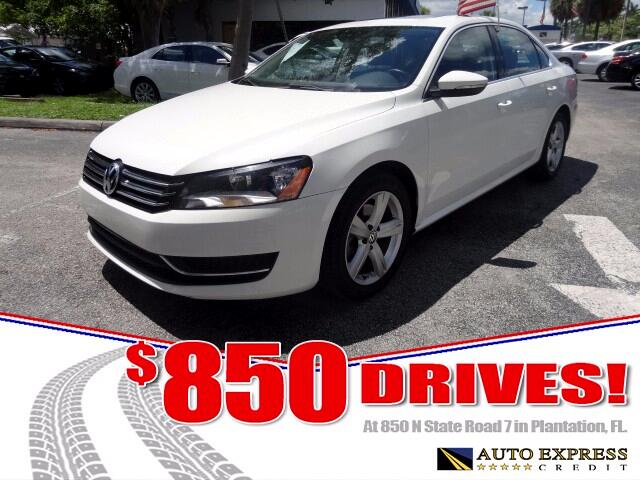 2012 Volkswagen Passat The all-new 2012 Volkswagen Passat is a four-door five-passenger sedan speci