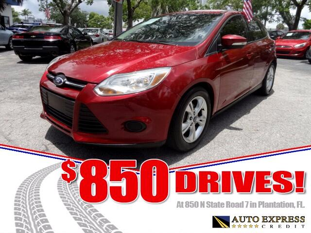 2014 Ford Focus 850 DRIVES AT 850 N STATE ROAD 7 Thats right ONLY 850 bucks can get you driving