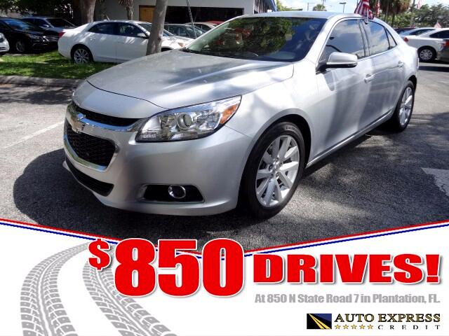 2015 Chevrolet Malibu The Chevrolet Malibu emphasizes civilized road manners quality construction a