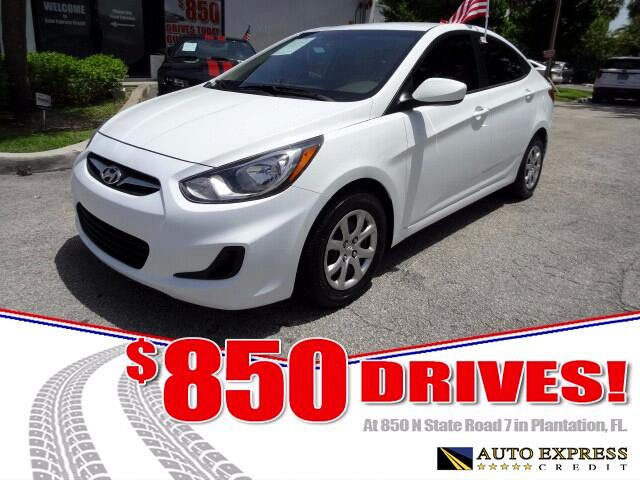 2013 Hyundai Accent The Hyundai Accent was all new for 2012 roomier more powerful and modern in sty