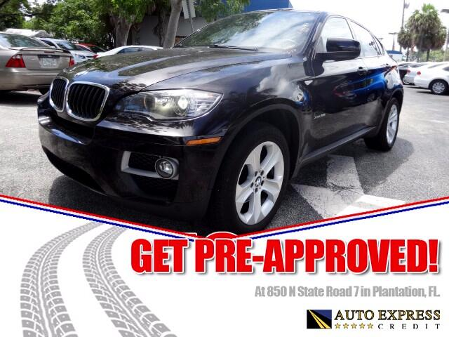 2014 BMW X6 The BMW X6 Sports Activity Coupe combines coupe-like agility and style with the versati