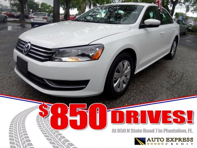 2014 Volkswagen Passat The Volkswagen Passat is a four-door midsize sedan designed to compete with