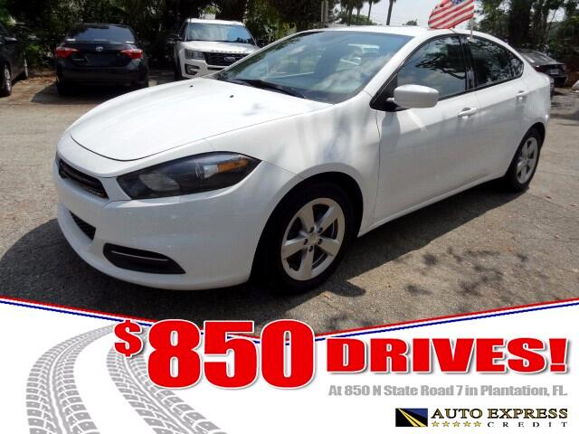 2015 Dodge Dart A fixture at the entry end of the Dodge lineup from 1960 through 1976 the Dart was