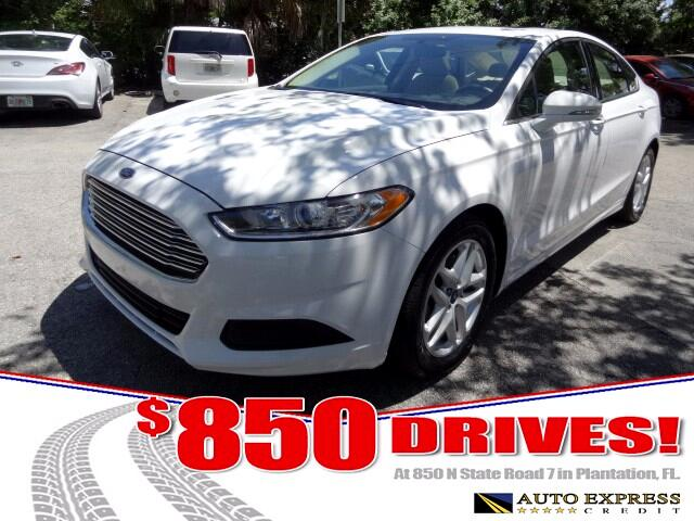 2016 Ford Fusion The Ford Fusion is comfortable roomy detailed high-tech athletic and last but not