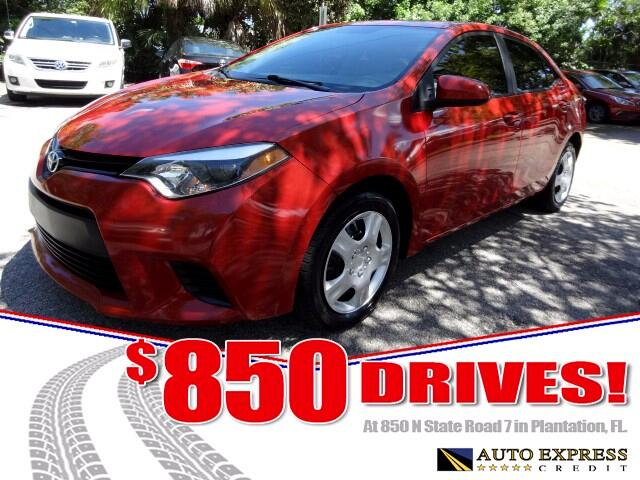2014 Toyota Corolla Americans love winners and Toyota Corolla is undeniably one of these having bee