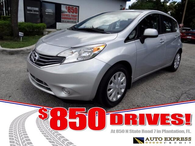 2014 Nissan Versa Note The 2014 Nissan Versa Note is an all-new model that replaces the outgoing Ve