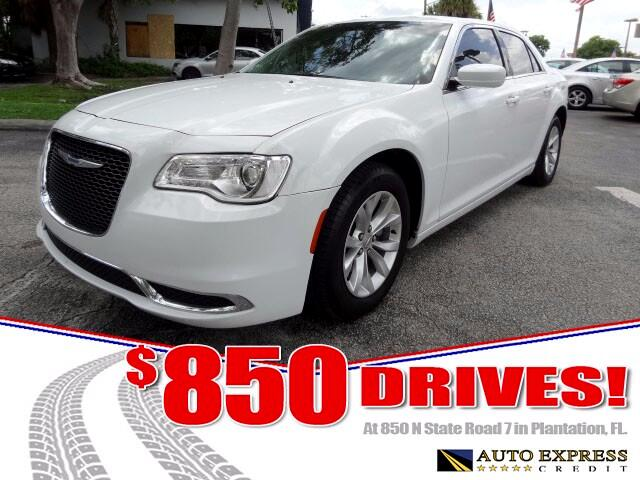 2015 Chrysler 300 The Chrysler 300 offers the boldest styling in the segment and for 2015 it gets e