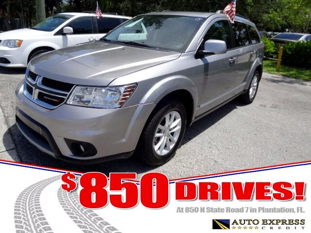 2016 Dodge Journey The Dodge Journey occupies a hazy space between minivans and midsize SUVsMore t