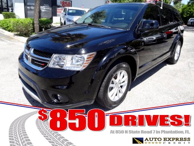 2014 Dodge Journey The Dodge Journey is a midsize sport-utility that offers the smoother ride and b