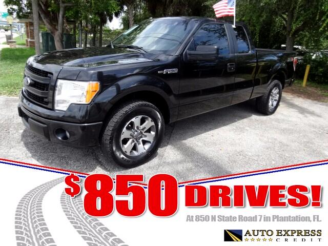 2014 Ford F-150 850 DRIVES AT 850 N STATE ROAD 7 Thats right ONLY 850 bucks can get you driving