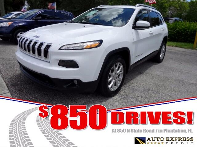 2016 Jeep Cherokee The original Jeep Cherokee in 1984 established the standard for sport-utility ve