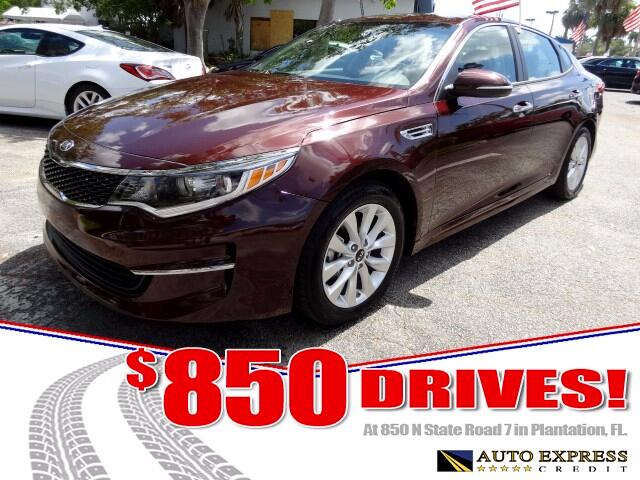 2017 Kia Optima The Kia Optima is all-new for the 2016 model year-Road and engine noise have been