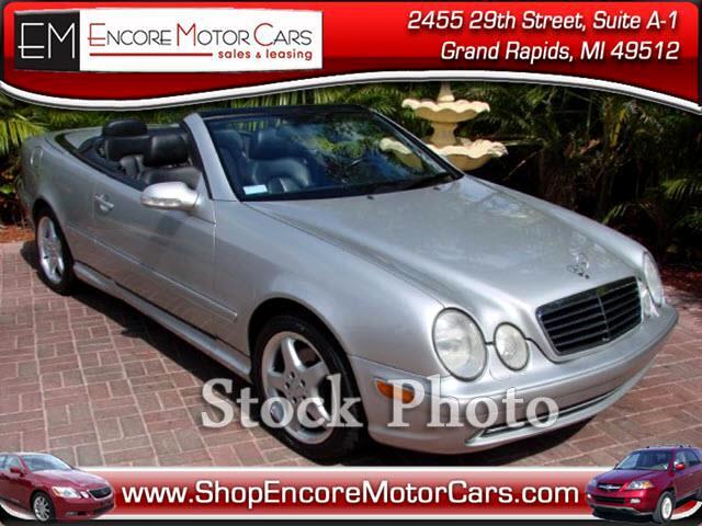 1999 Mercedes-Benz CLK-Class CLK320 Cabriolet