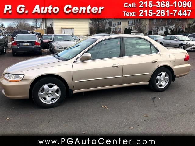 2000 Honda Accord EX V6 sedan