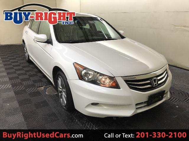 2011 Honda Accord EX-L V-6 Sedan AT