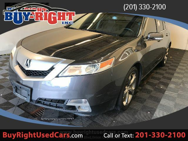 2010 Acura TL 5-Speed AT SH-AWD with Tech Package and HPT