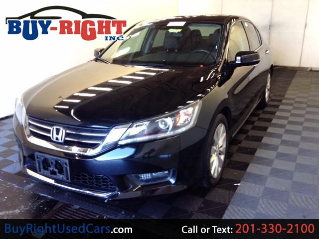 2014 Honda Accord EX-L Sedan CVT w/ Honda Sensing