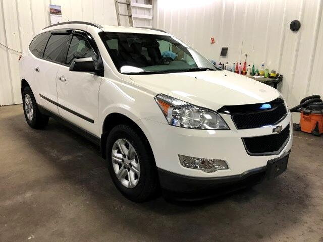 2012 Chevrolet Traverse LS FWD