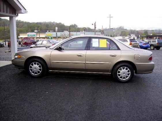 Used 2003 Buick Century Sold In Johnstown Pa 15901 Randall