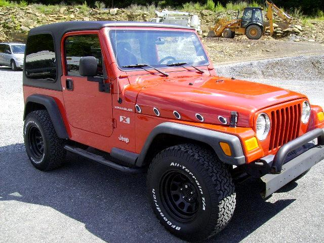 Used 2003 Jeep Wrangler For Sale In Johnstown Pa 15901