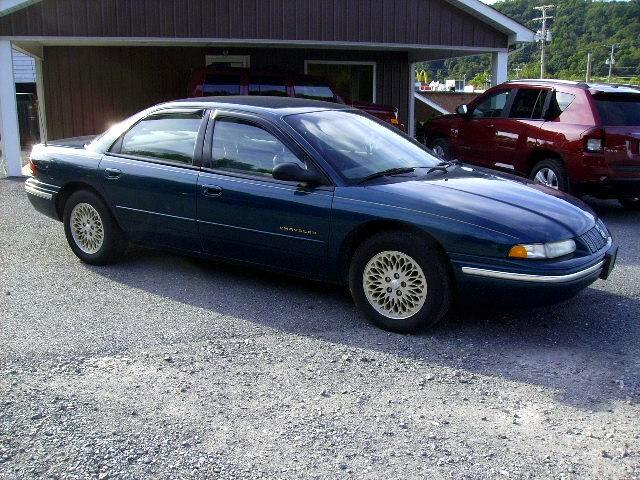 1997 Chrysler Concorde LX