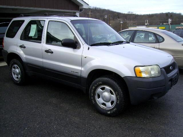 2002 Ford Escape XLS V6 Choice 4WD