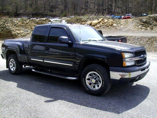 2005 Chevrolet Silverado 1500 LS Extended Cab 4WD