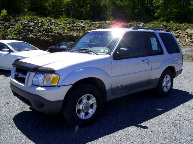 2001 Ford Explorer Sport 4WD