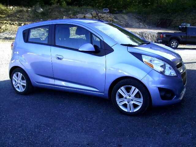 2014 Chevrolet Spark LS Manual