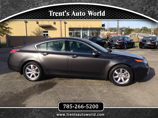 2013 Acura TL 6-Speed AT with Tech Package