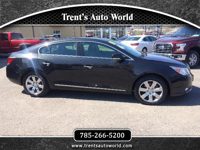 2013 Buick LaCrosse Premium Package 2, w/Leather