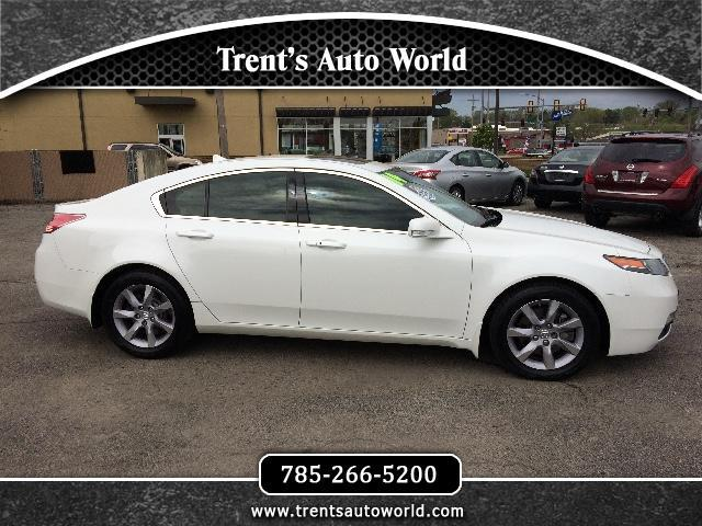2014 Acura TL 6-Speed AT with Tech Package
