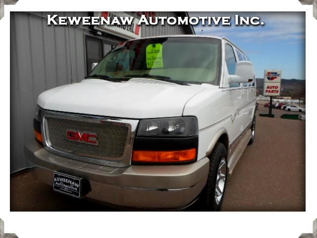 2008 GMC Savana EXPLORER