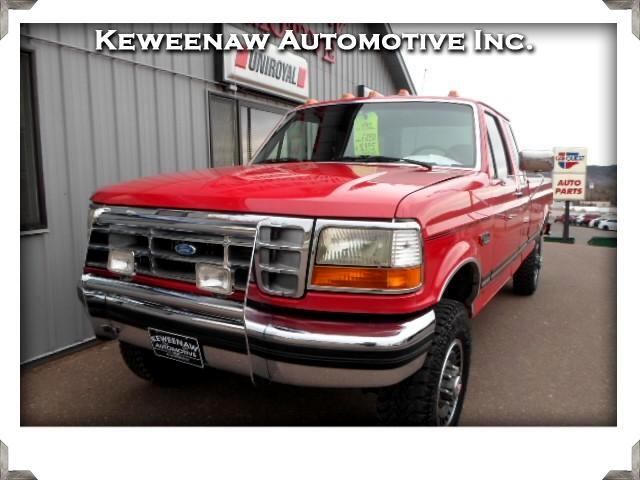 1992 Ford F-250 XLT 4WD