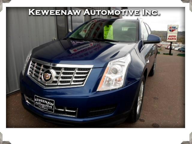 2013 Cadillac SRX Leather AWD