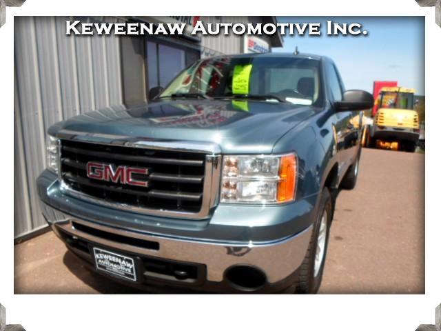 2011 GMC Sierra 1500 SLE 4WD