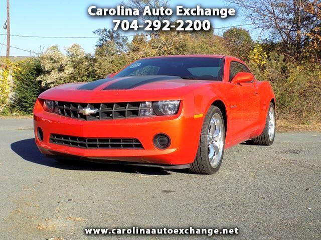 2013 Chevrolet Camaro 1LS Coupe