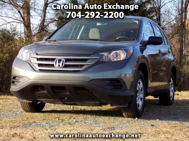 2014 Honda CR-V LX 2WD 5-Speed AT