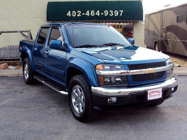 2012 Chevrolet Colorado 2LT Crew Cab 4WD