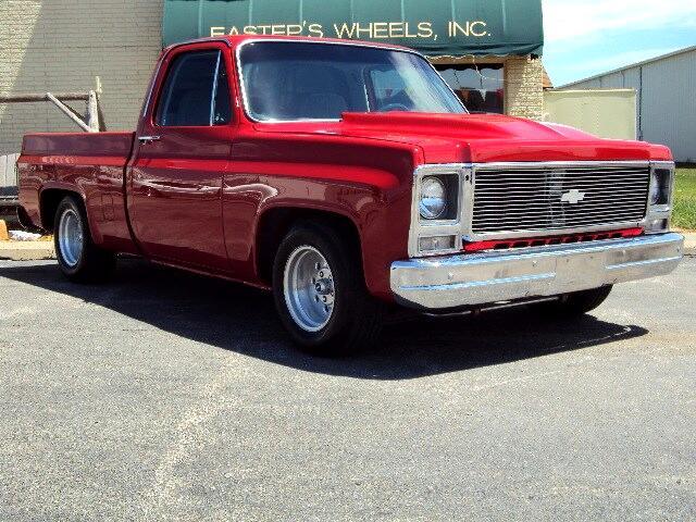 1977 Chevrolet Trucks C10