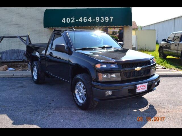 2011 Chevrolet Colorado 1LT 4WD