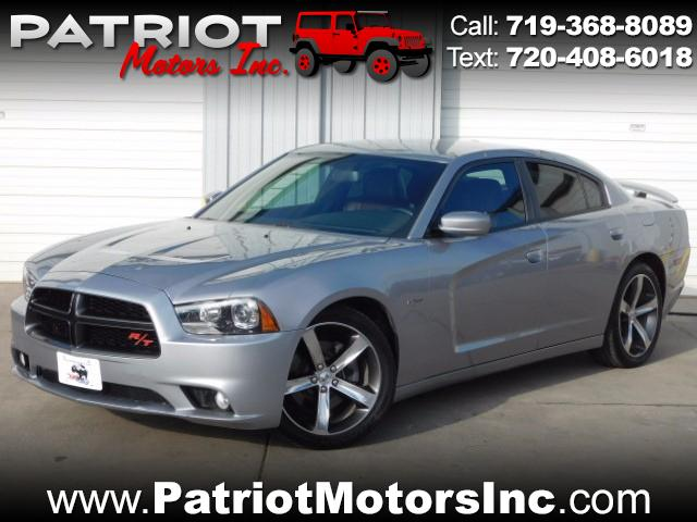 2014 Dodge Charger R/T Plus 100th Anniversary