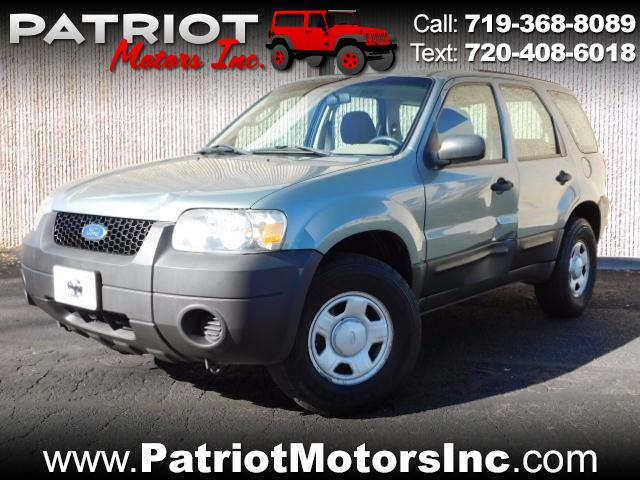 2006 Ford Escape XLS 4WD